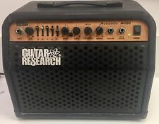 Guitar Research Acoustic Guitar Amplifier  #AC20