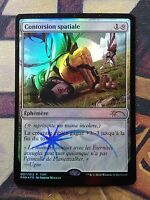 DCI FNM  Contorsion Spatiale  VF  -  MTG Magic (NM)