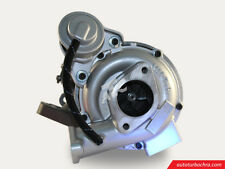 Exchange turbo VN4 Nissan CabStar 2.5 Dci 110 CV IHI Turbocharger
