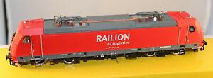 BRAWA 43925 E-Locomotive Br 185.2 DB Ag, 182 274-8, Epoch 6, H0, AC Basic