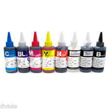Compatible Bulk Refill INK For Epson R800 R1800 CISS