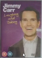Jimmy Carr - Laughing and Joking DVD Region 2