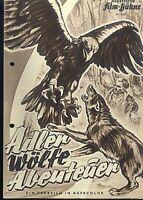 "IFB Illustrierte Film Bühne Nr. 2501 "" Adler Wölfe Abenteuer """