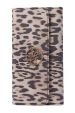 Guess Animalier Print Clutch Case for iPhone 6 Plus / 6s Plus (5.5 inch) Brown