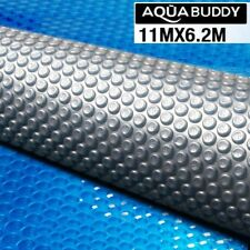 Solar Swimming Pool Cover 400 Micron Isothermal Outdoor Bubble Blanket 11 X 6.2M