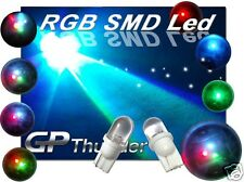 7 Changing Colors Led Light Bulbs 194 /158 / 168/ 2825 Blue Green Red GP Thunder