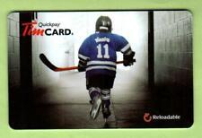 TIM HORTONS ( Canada ) Timbits Hockey 2010 Gift Card ( $0 )