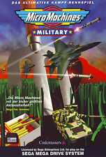 # SEGA MEGA DRIVE-Micro Machines Military-TOP/Md #