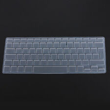 Silicon Keyboard Cover Skin Protector for Apple For Macbook Pro 13 15 17 Air 13