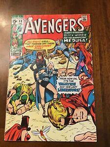 Marvel Avengers 83 1st Valkyrie Thor Ragnarok Key Issue!