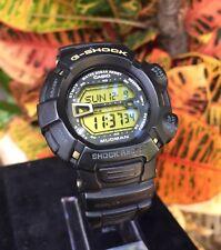 Rare CASIO G-SHOCK Mudman G-9025A Watch Limited Edition 25th Anniversary