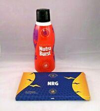 TLC - IASO NUTRA BURST 16 OZ. + NRG 30 caps Combo  New Packaging- Energy Vitamin