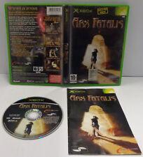 Console Game Gioco Microsoft XBOX PAL ITALIANO ITA Fantasy Action - ARX FATALIS