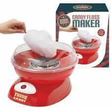 Rouge Rétro électrique Sweet Sucre Cotton Candy Floss Maker Machine-grande idée de cadeau