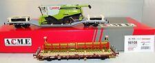 A.C.M.E. 90108 Güterwagen Set 2 tlg Mähdrescher Claas Lexion DC limitiert