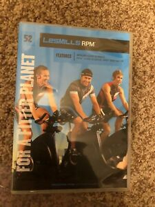 Les Mills RPM 52 CD, DVD, Notes cycling spinning