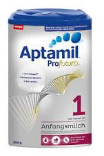 Milupa Aptamil Profutura 1 Anfangsmilch (1 Jahr Haltbar ab Kaufdatum) 1x800g