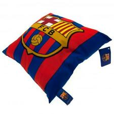 FC Barcelona Square Cushion 40 X 40 cm Pillow For Sofa Chair New Xmas Gift