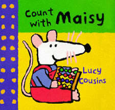 Count with Maisy, Cousins, Lucy, New Book