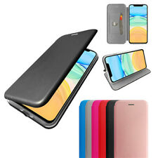 iPhone Handy Tasche Hülle Handyhülle Schutz Wallet Flip Cover Book Case Etui TPU