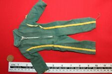 ORIGINAL VINTAGE ACTION MAN GREEN HELICOPTER OVERALLS CB38385