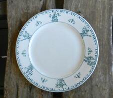 Vintage YALE University Dinner Plate Restaurant Ware Syracuse China Scales 9 1/2