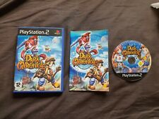 DARK CHRONICLE Sony Playstation 2 Game PS2