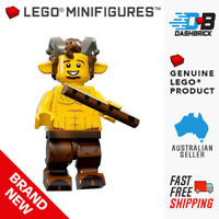 LEGO® Minifigures™ - Faun (7 of 16) Series 15 (Goat/Man/Flute) - NEW IN PACK