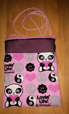 Sugar Glider Bonding Pouch! (Pink Pandas!)