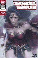 WONDER WOMAN #51 ARTGERM DC COMICS NM Comic Book