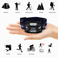 Head Torch For Fishing Running Mechanics Very Bright 12 LED 3 Modes