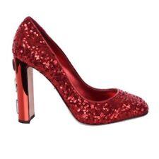 High (3 in. to 4.5 in.) Block Heel Pumps, Classics Synthetic Heels for Women