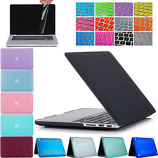 Hard Case & Keyboard Cover & Screen Protector for Apple Macbook Retina 15 A1398