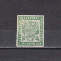 SOUTH AFRICA TRANSVAAL 1872, Sg# 32, CV £130, Thinnish opaque paper, MH