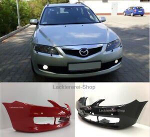 Mazda 6 2005-2007 SRA PDC STOßSTANGE VORNE LACKIERT IN IHRER WUNSCHFARBE, NEU