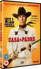 CASA DE MI PADRE - DVD - REGION 2 UK