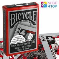 BICYCLE TRAGIC ROYALTY SPIELKARTEN STANDARD INDEX POKER LEUCHTET IM DUNKELN NEU