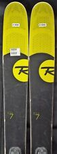 13-14 Rossignol Soul 7 Used Men's Demo Skis w/Bindings Size 180cm #819656