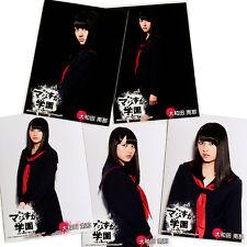 """AKB48 NANA OWADA """"Butai Majisuka Gakuen -Kyoto Keppu"""" photos complete set"""