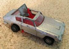 1979 Glidrose & Eon Corgi James Bond Aston Martin DB6 Toy Car w/Ejector Seat