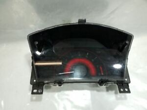 Speedometer Cluster US Market Lower Assembly Si Fits 12-13 CIVIC 490726