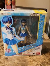 Bandai Tamashii Nations S.H. Figuarts Sailor Moon Super Sailor Mercury