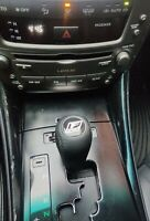 Gear Stick Shift Knob F Sport  fits for LEXUS IS200 IS250 GS300 GS350 GS430 AT