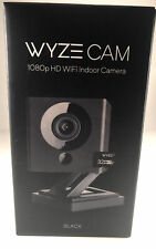 NEW Wyze Cam V2 1080p HD Indoor Smart Home Security Camera + 32GB SD Card Black