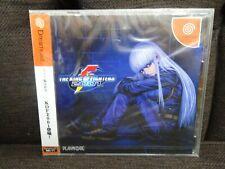 King Of Fighters 2001 Sega Dreamcast Import US Seller NEW!