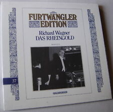 Coffret 3 LPs box FURTWANGLER / Wagner Das Rheingold / Fonit Cetra neuf sealed