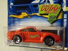 Hot Wheels Porsche 959  #148 Red