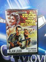GLI UOMINI DELLA TERRA SELVA  (1958)  *DvD * A&R Productions **.....NUOVO