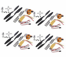 4 x Brushless Motor + 4 x 30A ESC + 4 Propeller Combo Kit for Quadcopter F450