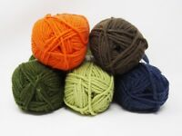 Willow Yarns Burrow Bulky Weight Skein - New